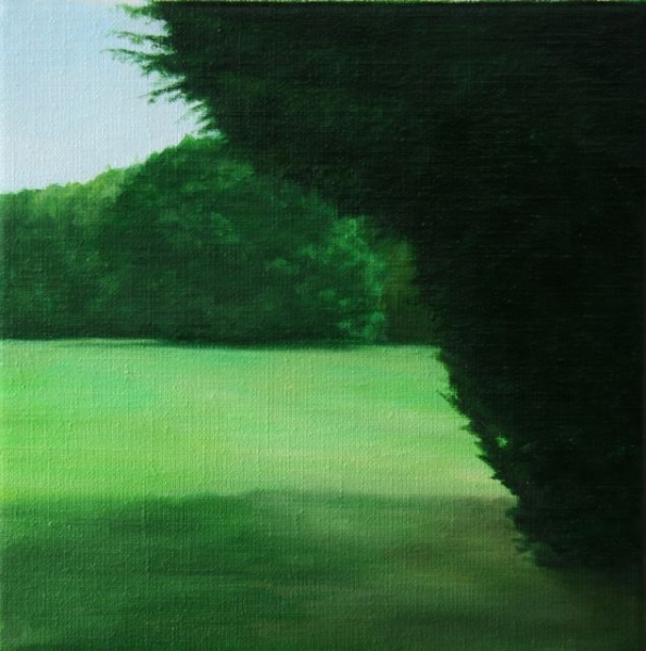 Oil on canvas,20X20cm 2011, pr coll