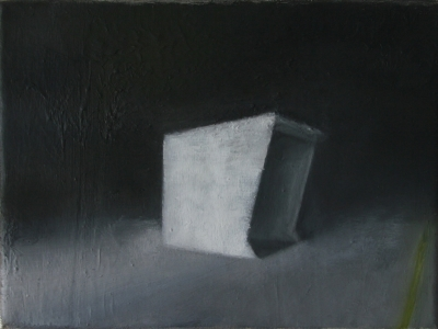 Oil on canvas,18x24cm,2010, pr coll