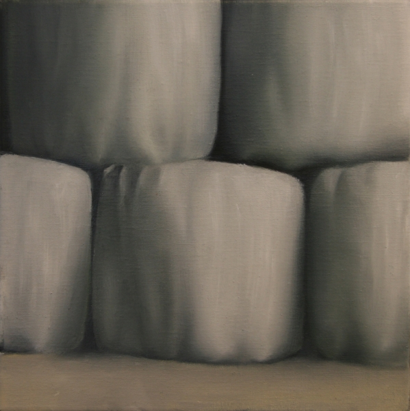 Oil on canvas,30x30cm,2010, pr coll