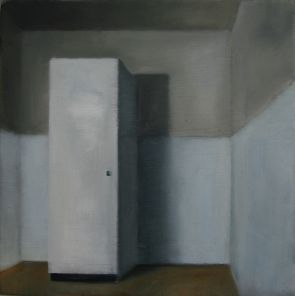 Oil on canvas, 30x30cm, 2010
