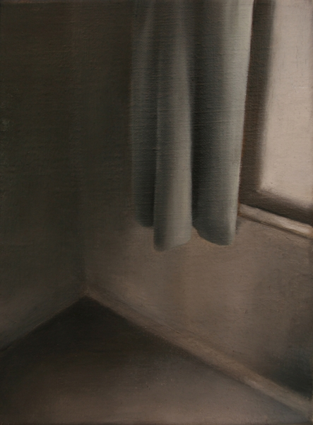 Oil on canvas, 24x18cm, 2010