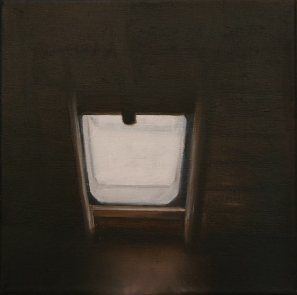 Oil on canvas, 20x20cm, 2010