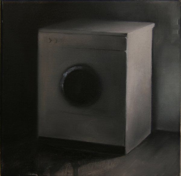 Oil on canvas ,20x20cm, 2010